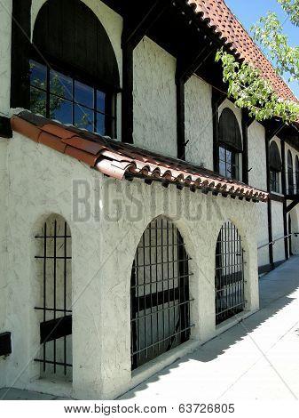 Basque Farmhouse Style Architecture