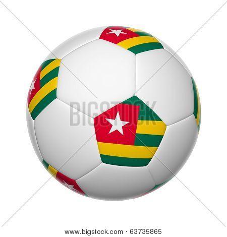Togo Soccer Ball