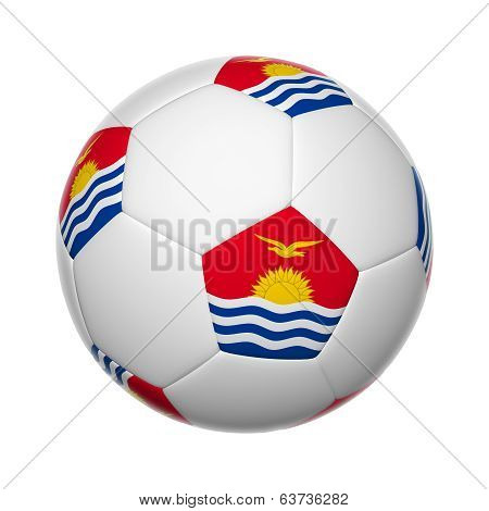 Kiribati Soccer Ball