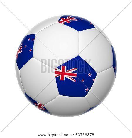 New Zealand Soccer Ball