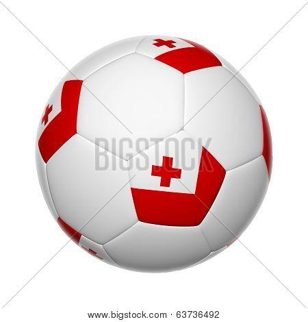 Tonga Soccer Ball