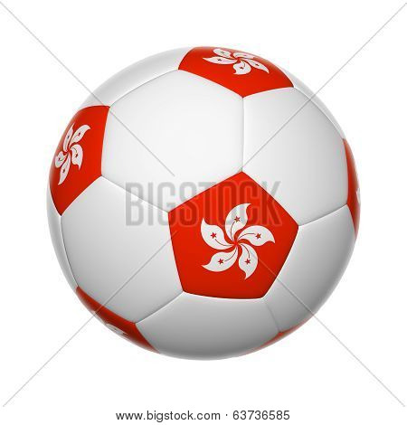 Hong Kong Soccer Ball