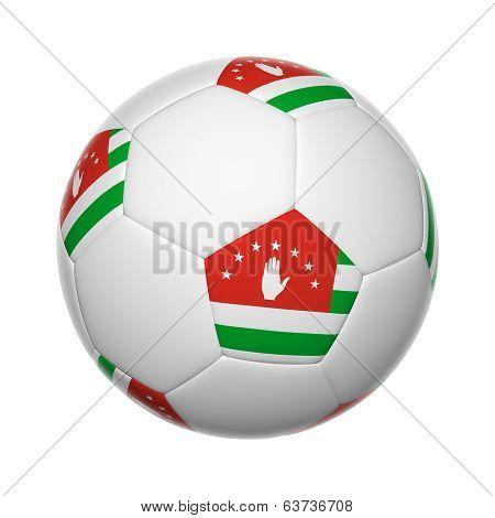 Abkhazia Soccer Ball
