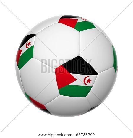 Sahrawi Soccer Ball