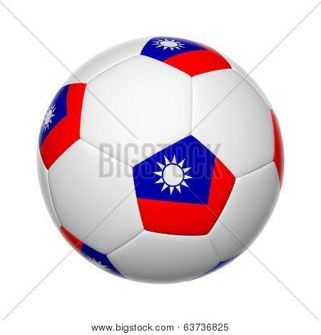 Taiwan Soccer Ball