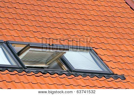 Dormer Roof Windows