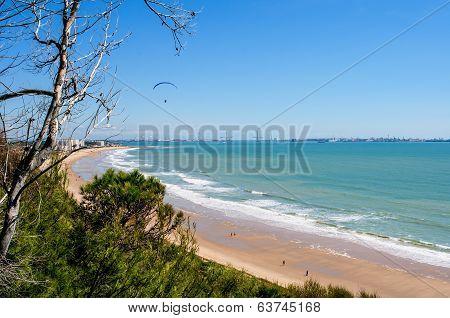 Bay Of Cadiz.spain