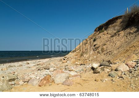 Eroded Coastline