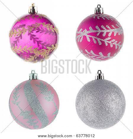 Christmas Ball Decorations