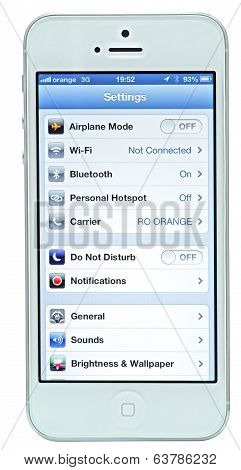 Iphone 5 With Ios 6