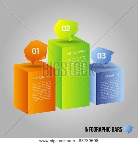 Colorfull Bar Graph