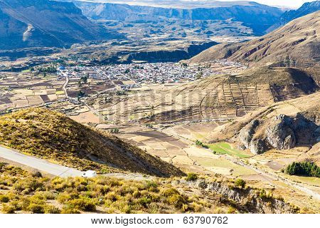 The Andes, Road Cusco- Puno, Peru,south America  4910 M Above  The Longest Continental Mountain Rang