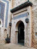 Moroccan Architecture poster