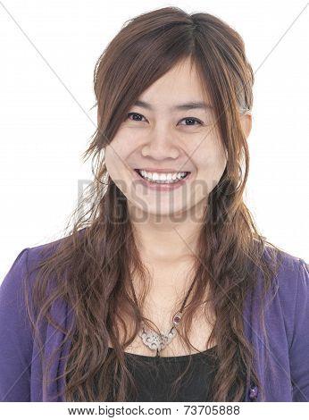 Happy Businesswoman Portrait