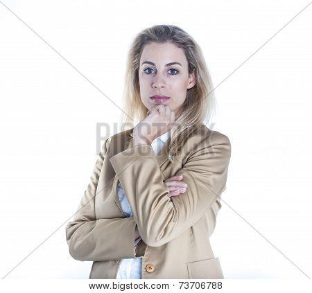 European Businesswoman