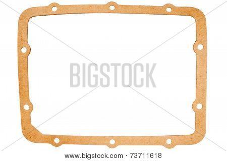 Old Oval Paper Gasket