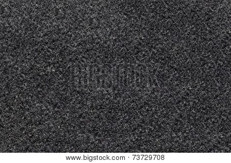 Fiber Texture Black Hard Yarn