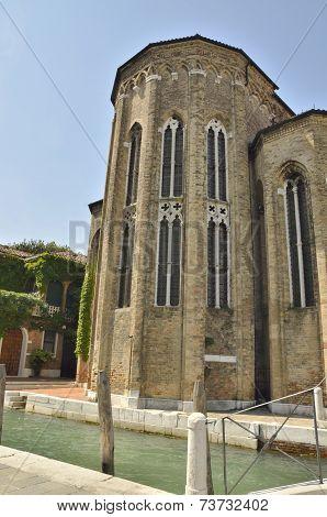 San Gregorio Church