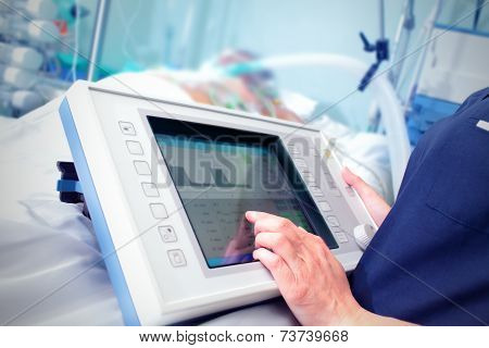 Control Of Device In The Hospital