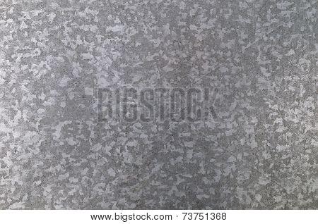 Zinc Galvanized Metal Texture