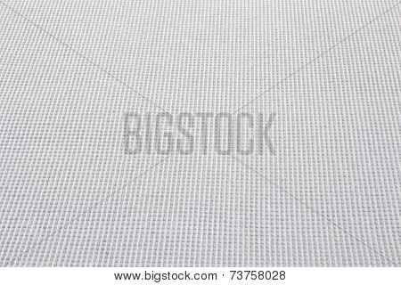 Background Of Gray Yoga Mat Texture