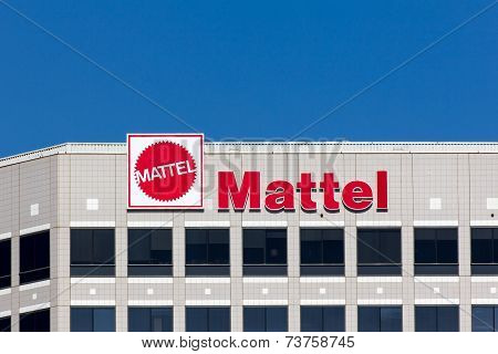 Mattel Corporate Headquarters Building