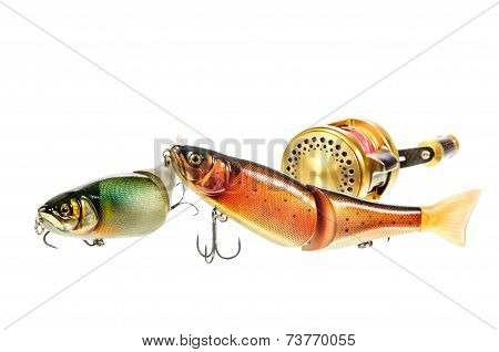 Bright Colour Fishing Lure