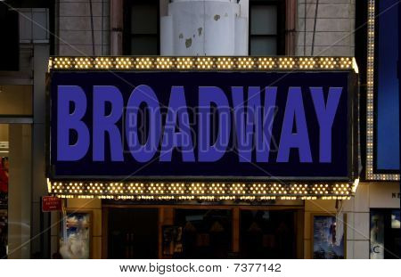 Broadway Now Playing