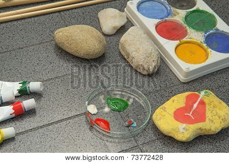 Requirements For Painting On Stone