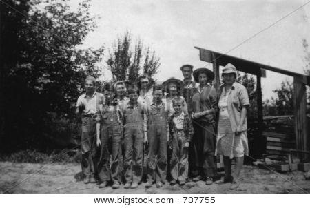 vintage 1940 photo