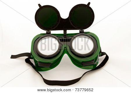 glasses for welding