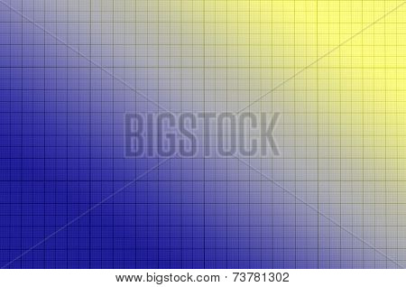 blue paper grid sheet