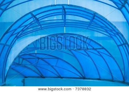Blue Canopy