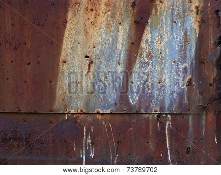 Rusty Metal Corroded Texture