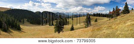 Velka Fatra Mountains - Mount Borysov - Slovakia