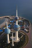 stock photo of kuwait  - Cityscapes and views of famous Sites In Kuwait - JPG