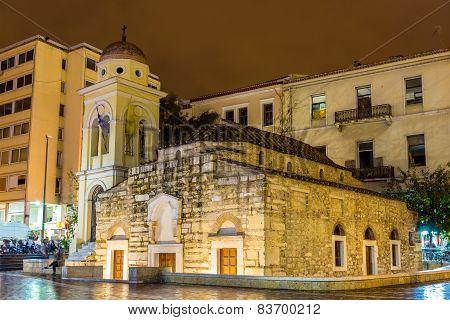 Church Of The Pantanassa In Athens - Greece