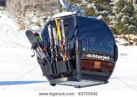 Flachau Ski Lift