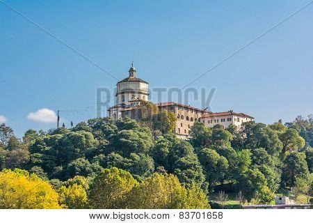 Santa Maria al Monte on Monte dei Cappuccini, Turin