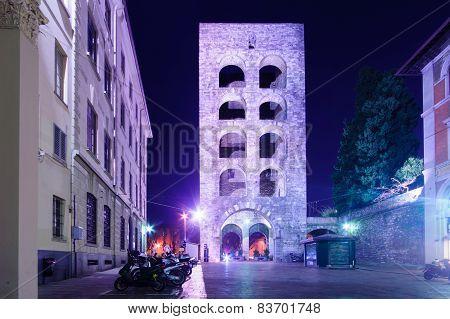 Porta Torre, Como