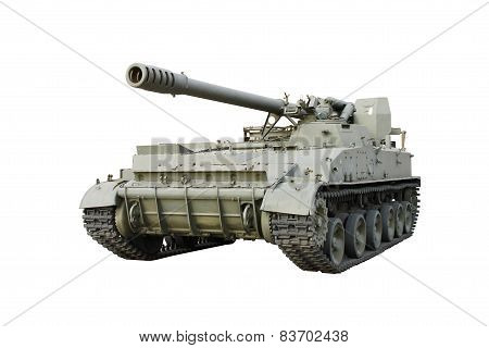 Self-propelled 152-mm gun,
