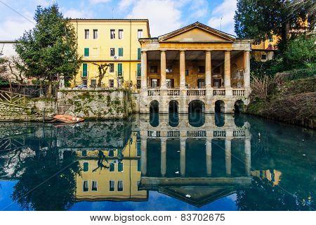 Giardino Salvi, Vicenza