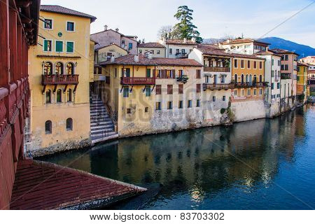 Ponte Vecchio, Bassano Del Grappa