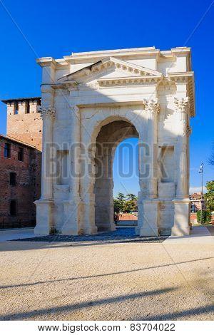 Roman Archway, Verona