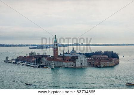 San Giorgio Island, Venice
