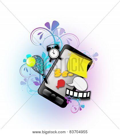 Mobile Phone Entertainment
