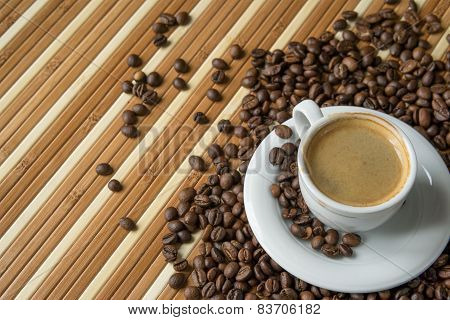 Espresso And Beans
