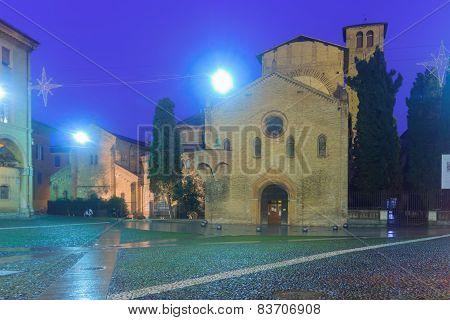 Basilica Of Santo Stefano, Bologna