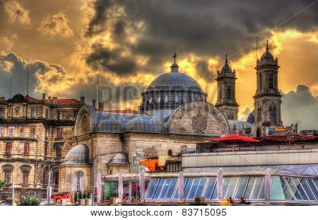 Aya Triada Church In Istanbul - Turkey