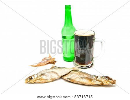 Salted Fishes And Dark Beer